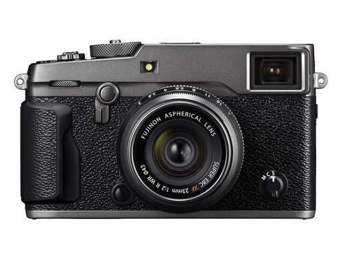 FUJIFILM Mirrorless Digital Camera X-Pro2 with 23mm f/2 Lens - Graphite