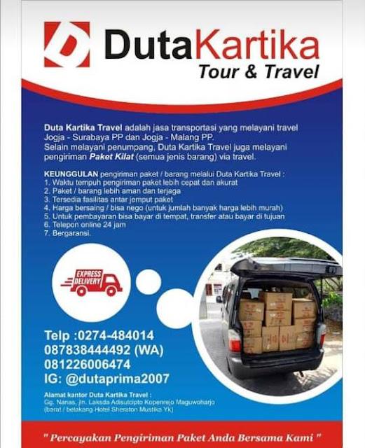 Travel Jogja ke Surabaya - 081804220311 (WA)