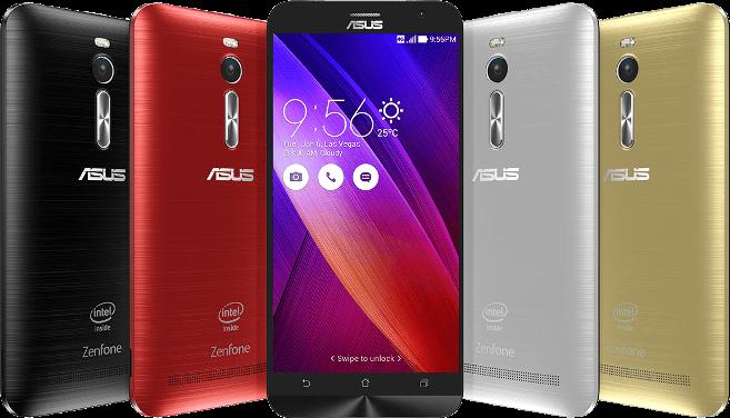 Harga ASUS ZenFone 2 dan Review Spesifikasi