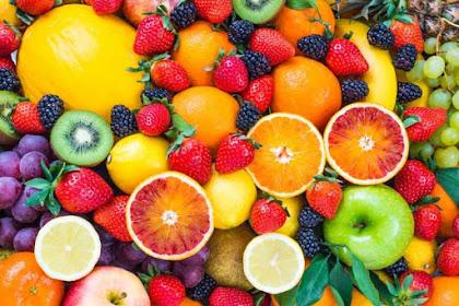 5 Manfaat Buah Buahan Bagi Kesehatan