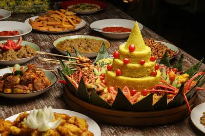 4 Makanan Tradisional dalam Upacara Adat Jawa