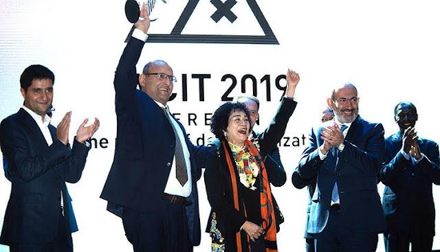WCIT2019 termina en Ereván