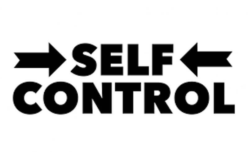 Self control dating