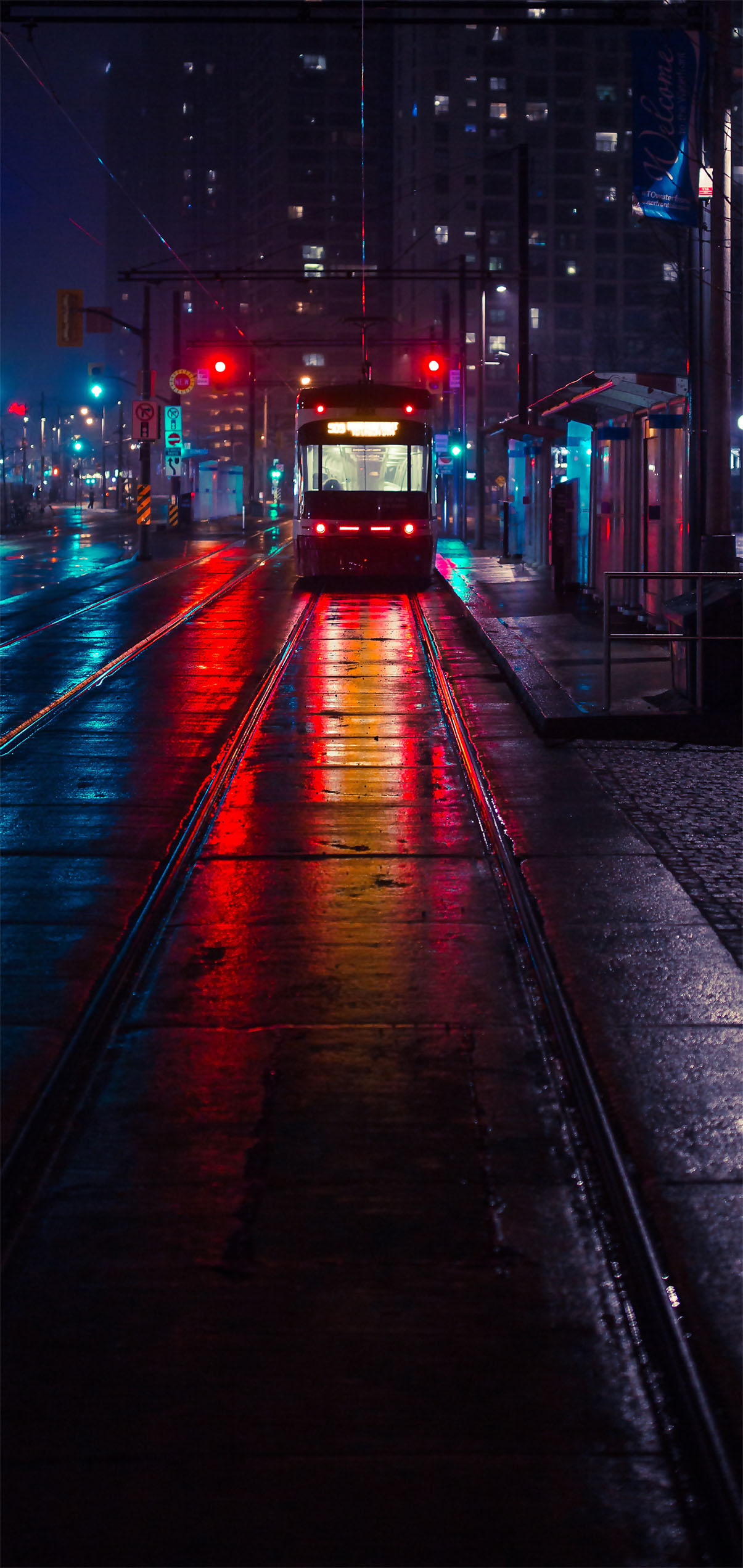cool wallpaper for iphone night city hd 4k