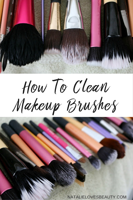 How To Clean Makeup Brushes | 2 Super Cheap + Easy Methods!