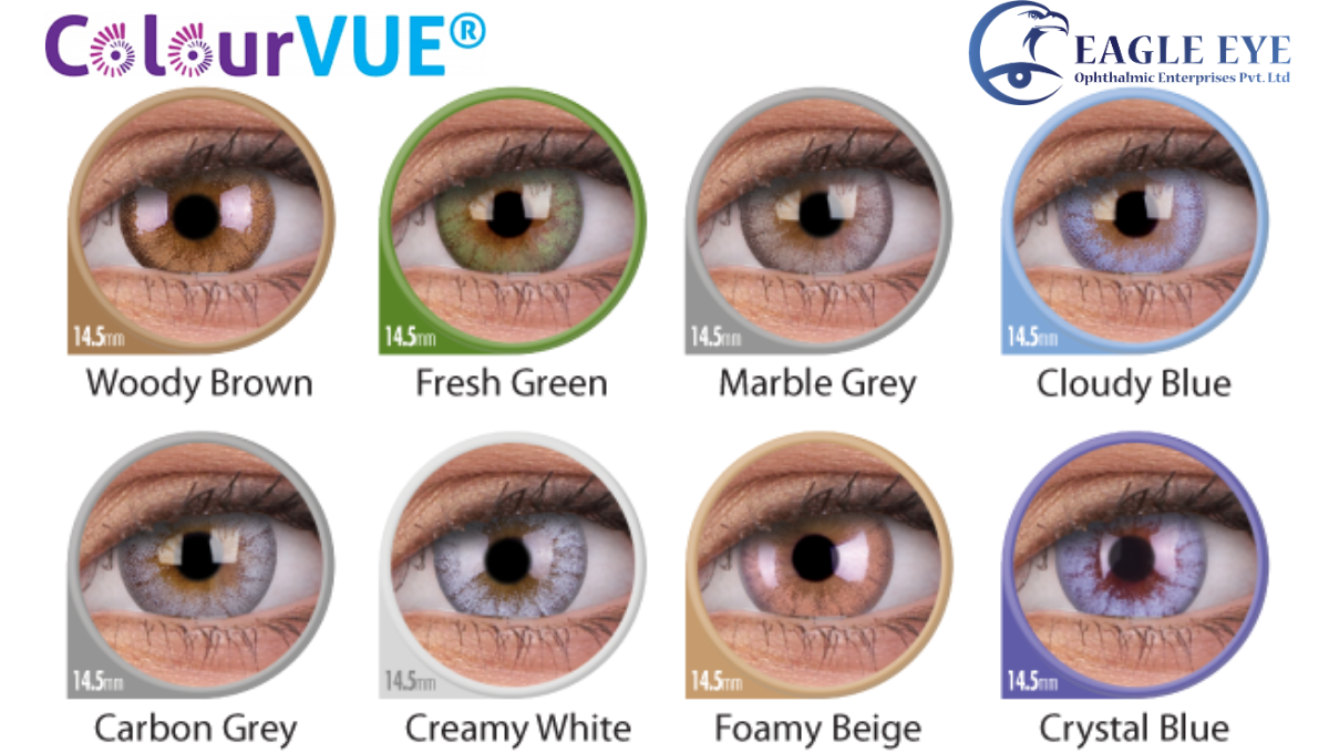 ColourVUE Color Contact Lenses Now Officially Available at Nepal