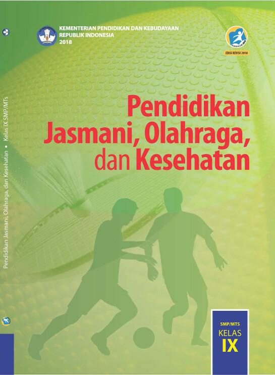 Soal Dan Jawaban Pendidikan Jasmani Olahraga Dan Kesehatan Penjaskes Smp Kelas Ix Halaman 211