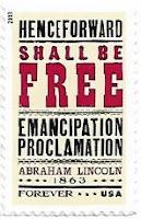 Selo Proclamação de Emancipação