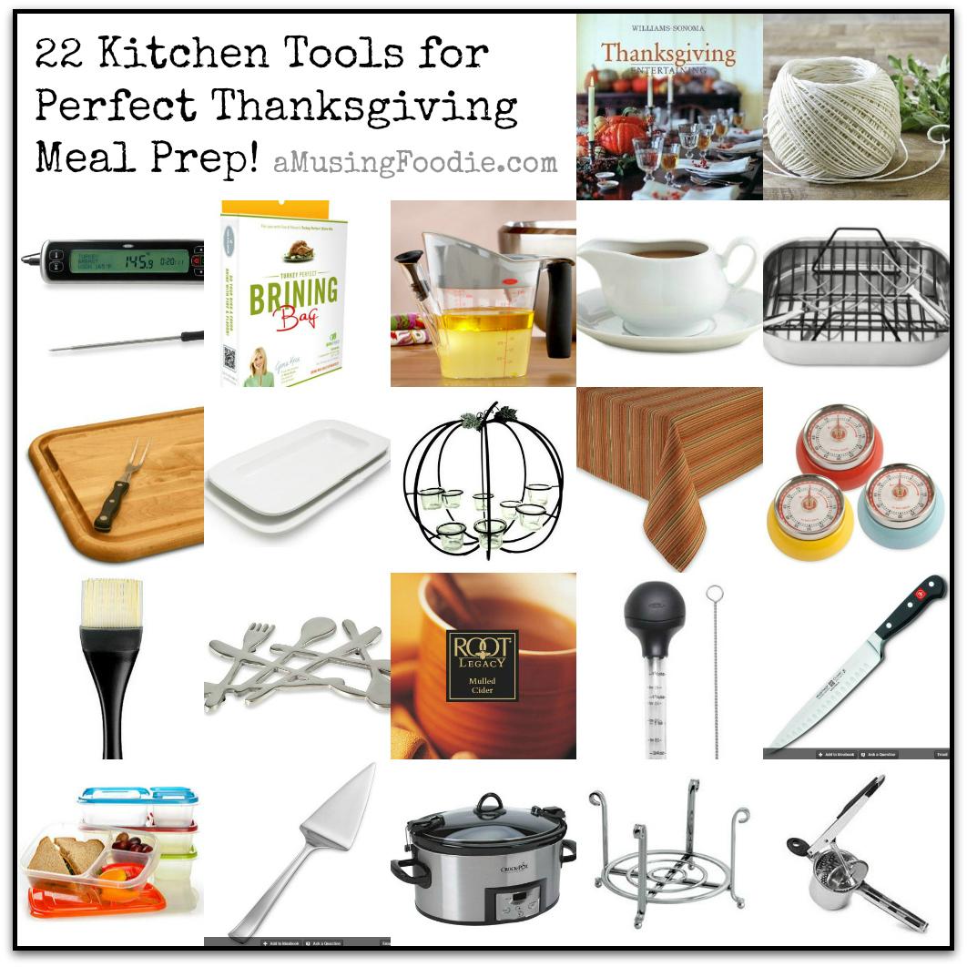 Latest Kitchen Tools Part - 44: Houzz.com, Thanksgiving Dinner, Kitchen Tools