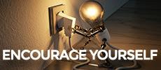 ENCOURAGE YOURSELF