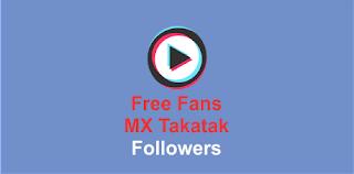 MX Takatak Par Free Fans Kaise Badhaye