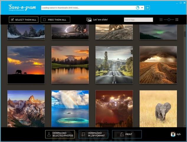 Télécharger les photos et vidéos d'Instagram avec Save-o-gram
