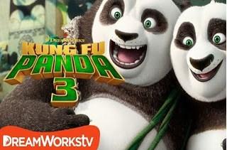 Film Kungfu Panda 3 [2016] Terbaru