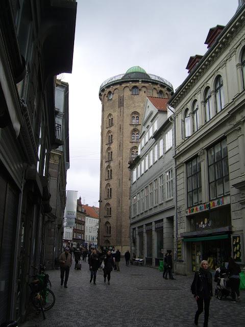 Panoramka: Kopenhaga