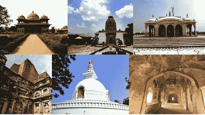 Bihar Tourist Places