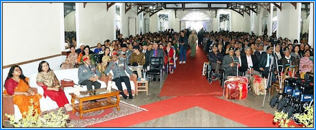 Assam Rifles conducts ex-servicemen rally in Darjeeling
