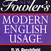 The New Fowler's Modern English Usage.pdf