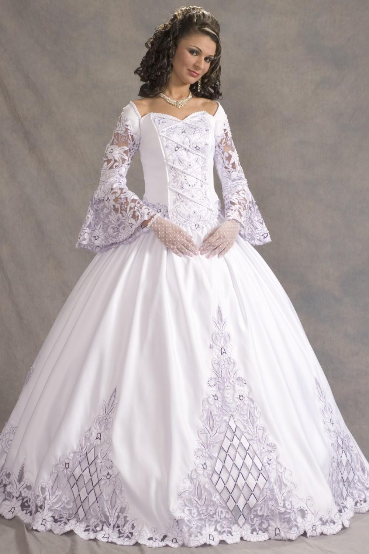 English Wedding ...Fashion Design Wedding Dresses