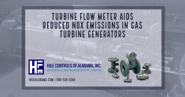 Turbine Flow Meters Assist in Lower NOx
