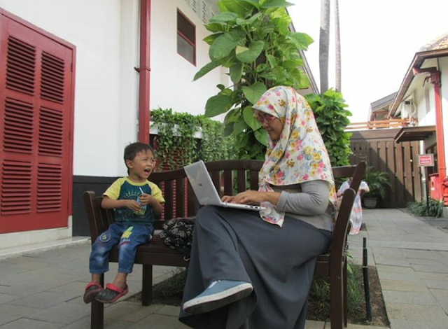 Tips mengajarkan anak belajar bahasa inggris