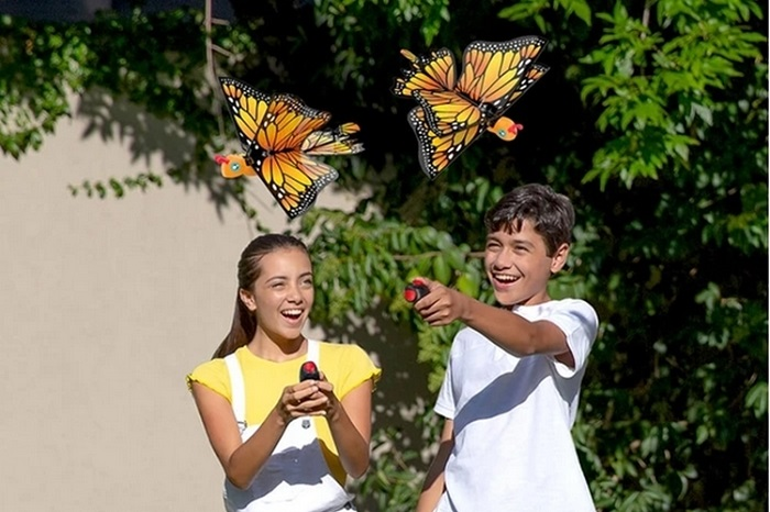 Zing Air Go Go Bird Butterfly Is Your Wing-Flapping RC Toy