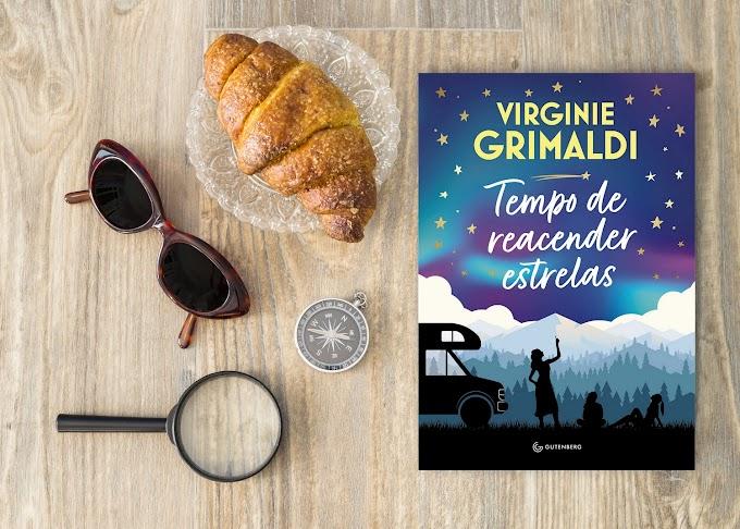 Tempo de Reacender Estrelas | Virginie Grimaldi
