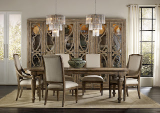 Baers Solana Formal Dining Room Group