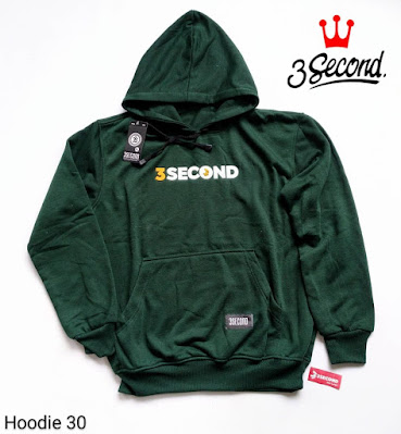 HOODIE DISTRO 3SECOND (H30)