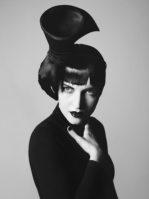 Joanne Edwards Millinery collaborates with Sassoon Academy – The British Hairdressing Awards 2016
