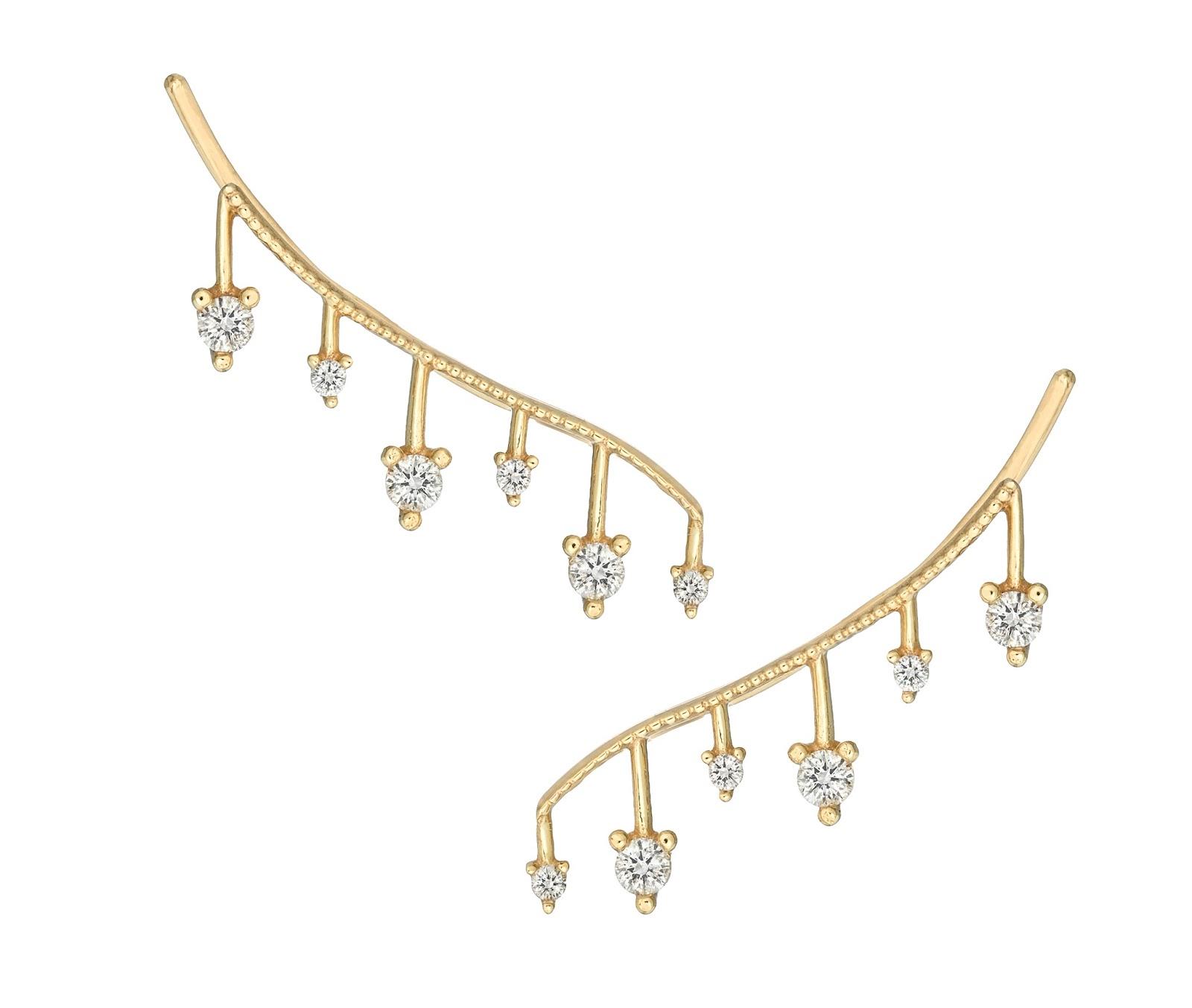 f26f0c78db6 A nova coleção da Dryzun retrata a delicadeza e o poder feminino ao unir a  riqueza do ouro amarelo com a vivacidade dos diamantes