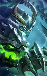 Moskov Spear of Bone Dragon Heroes Marksman of Skins V1