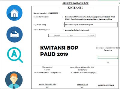 aplikasi kwitansi bop 2019