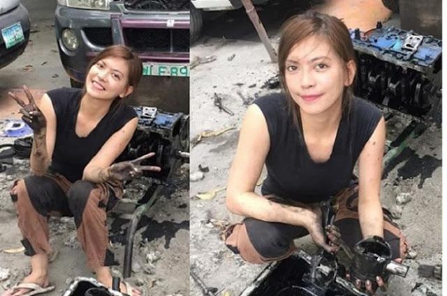 Netizen Tak Menyangka, Wanita Cantik Ini Memiliki Pekerjaan yang Tidak Lazim, Bikin Melongo!