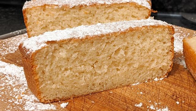 recette, cake; gâteau, au yaourt, au citron, recette économique, vidéo