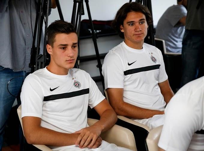 Dvojac talentovanih reprezentativca nakon pozajmica ponovo u Partizanu!