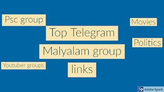 Telegram malayalam group links best