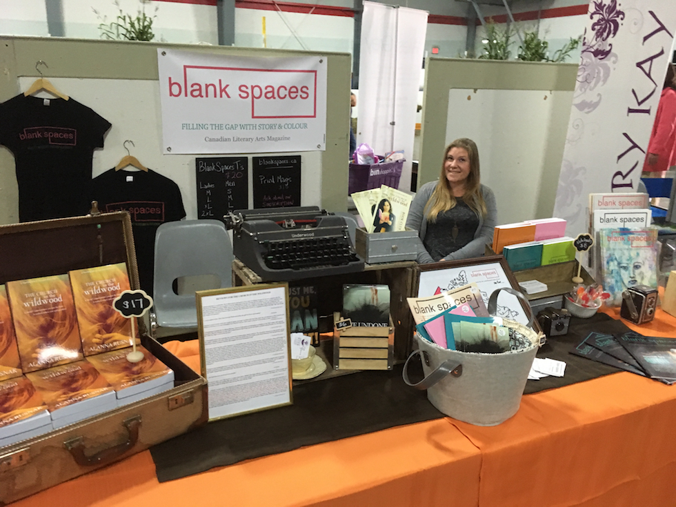 Blank Spaces at the Durham Fall Fair