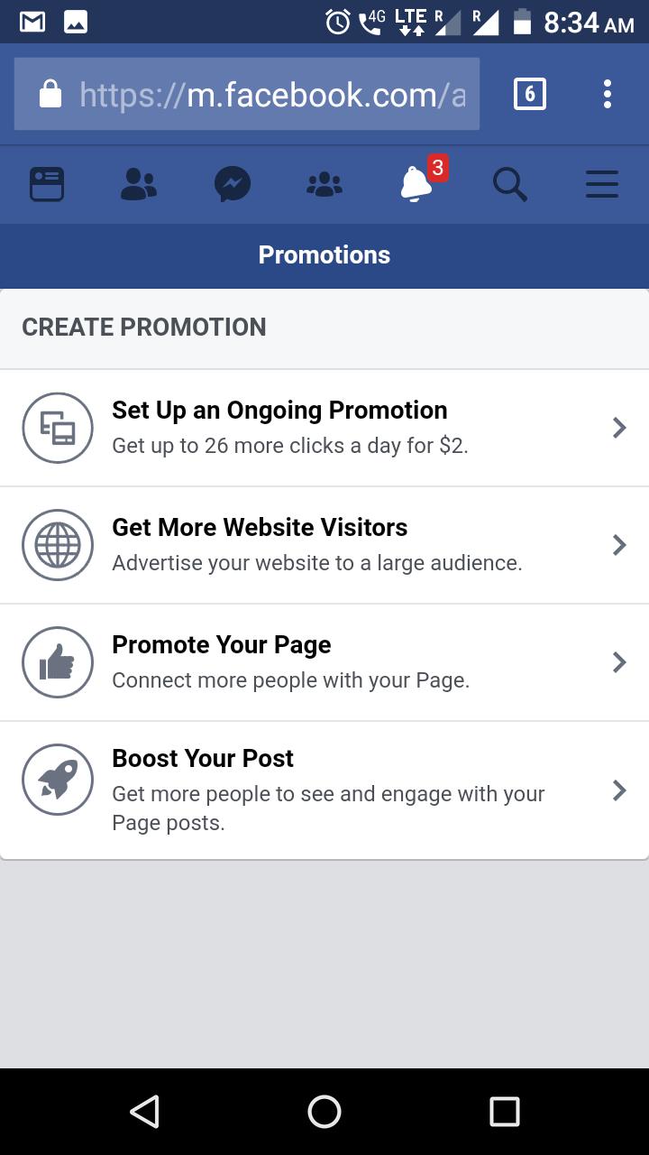 facebook advertising 9