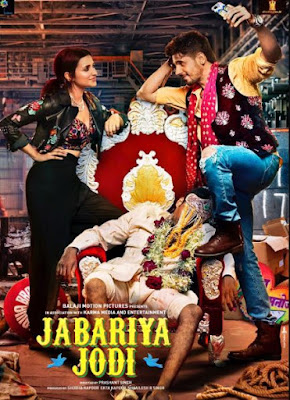 Sidharth Malhotra,  Parineeti Chopra upcoming movie Jabariya Jodi First Look