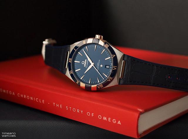 Omega Constellation Gents Master Chronometer 41 mm