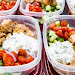 Greek Chicken Bowls (Meal Prep Easy) #healthymeal #lowfat