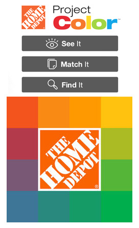 Easiest way to find the color for your next project!