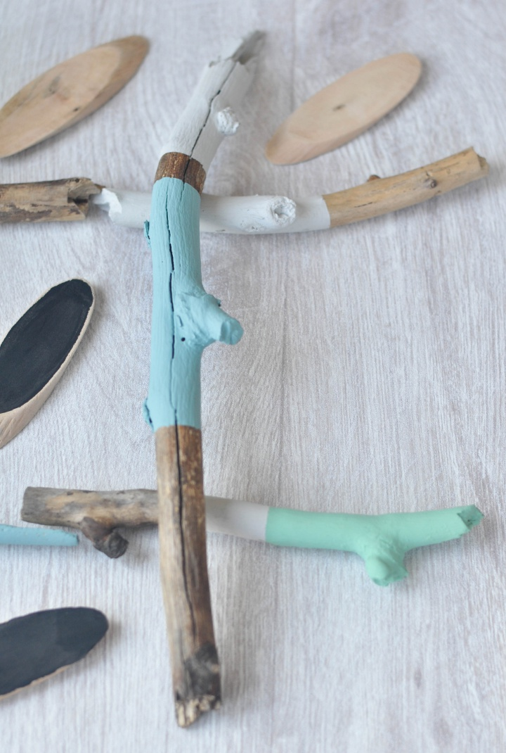 easy-peasy DIY: make your own Driftwood TicTacToe