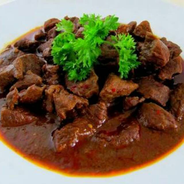 how to make rendang from medan recipe