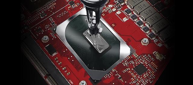 ASUS Republic of Gamers lança Liquid Metal em toda a gama de portáteis Intel 2020