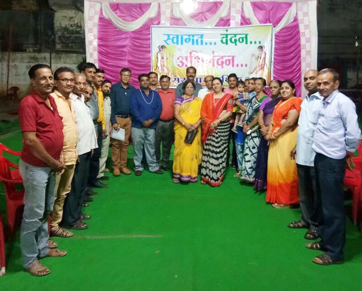 Asra-Parartharthik-Trust-organized-a-quarterly-meeting-आसरा पारमार्थिक ट्रस्ट की त्रेमासिक बैठक का हुआ आयोजन