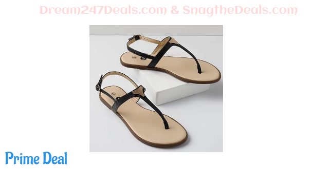45% off Rekayla Flat Thong Ankle Strap Sandals for Women