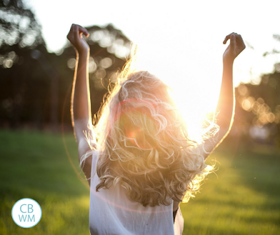 How to enjoy life as a mother and live happily and fully in the moment.