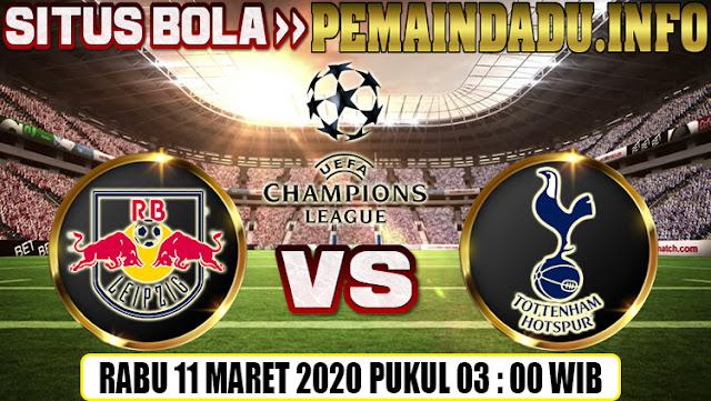 Prediksi Leg Kedua Liga Champions Leipzig Vs Tottenham Hotspur