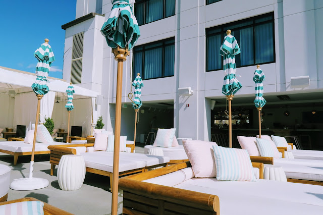 san diego travel guide, hotels in san diego, everyday pursuits, pendry hotel, rooftop pool San Diego